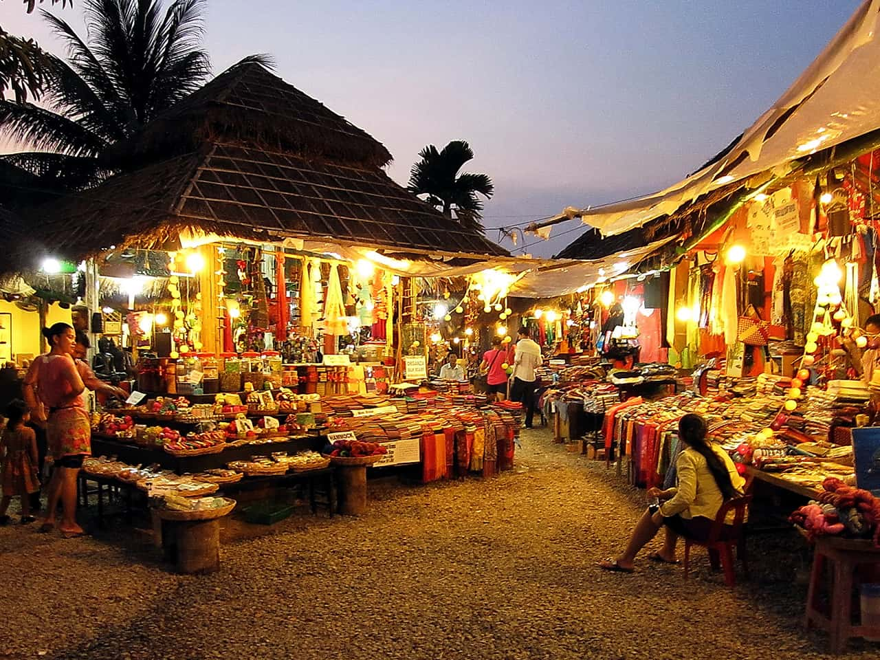 Things to do in the Evening in Siem Reap